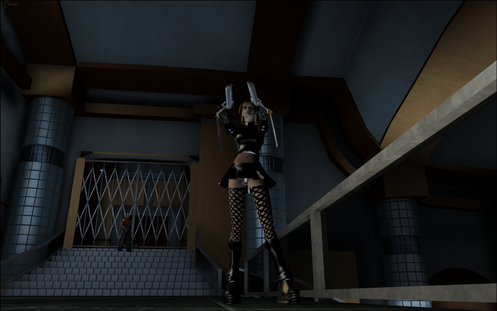 Bloodrayne 2 mods nackt pictures